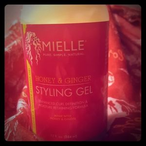 NEW MIELLE HONEY AND GINGER STYLING GEL